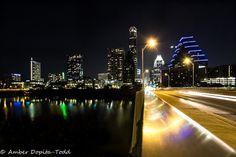 Cityscape Austin Texas Print Fine Art Photo by DopitaPhotography
