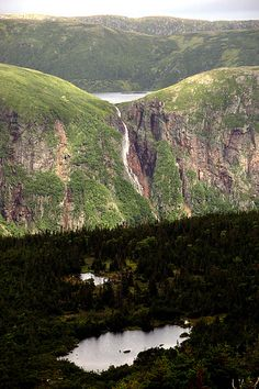 ) Gros Morne National Park, Newfoundland & Labrador, Canada