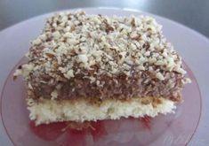 Ferrero Rocher, Sweet Recipes, Cake Recipes, Eastern European Recipes, Pavlova, Bakery, Deserts, Food And Drink, Pie