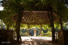 Gorgeous Duke Gardens Bridal Portrait @Duke Gardens