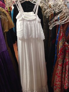 Cool and comfortable clothing at Sacred Threads Boutique at 433 N 4th Ave, Tucson.