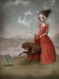 Fantastic!! Love it!! Nicoletta Ceccoli - Illustration