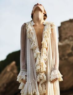 boho fashion and outfit style