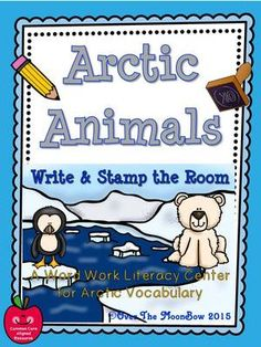 This fun, arctic animals themed activity pack will help your students practice reading, writing, & vocabulary! It's a perfect complement to your seasonal activities!