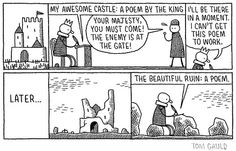 The Beautiful Ruin: A Poem