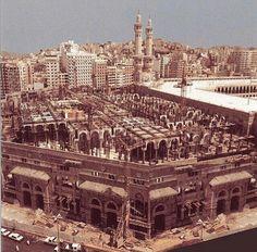 History Of Islam, Masjid Al Haram, Mekkah, Islamic Wallpaper, Grand Mosque, Islamic Architecture, Madina, Saudi Arabia, Islamic Art