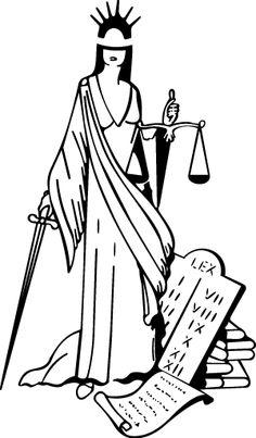 """Themisè una delle più antiche dee della giustizia, insieme a Demetra Tesmofora, """"portatrice di giustizia"""", """"portatrice di consuetudini"""