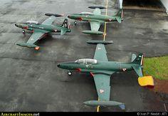 : Mexico Air Force Lockheed T-33 4022 Santa Lucia - Mexican Air Force ...