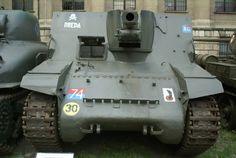 Sexton self-propelled gun of the 2nd Polish Motorized Artillery Regiment part of the Divisional Artillery