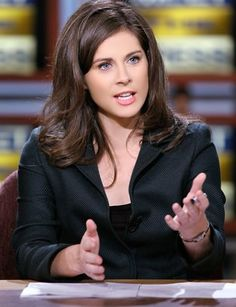 Erin Burnett -Out Front on CNN (this pic isnt from the show though)