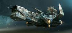 spaceship concept art - Google 검색