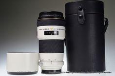 MINOLTA HIGH SPEED AF APO TELE 80-200mm f/2.8G Excellent+ #Minolta