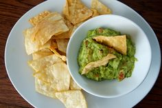 Fresh Guacamole and House-made Flour Tortilla Chips // photo credit: Claire Thomas #casavega