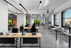 Office Nyc, New York Office, Open Office, Office Decor, Office Spaces, Houston, Woolworth Building, Ikea Design, Texas
