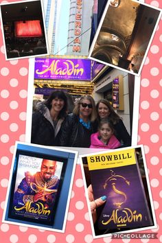 Disney's Aladdin - Broadway