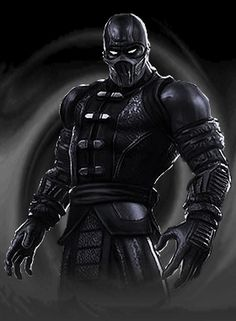 Noob Saibot. 2010 by Fezat1 on DeviantArt