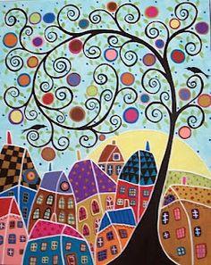 karla gerard art: April 2010