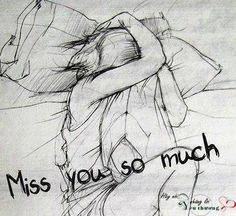 Thats exactly what I felt like yesterday! Missing you badly sweetie!! :( can't wait to be in your arms once again! :)  Love you <3