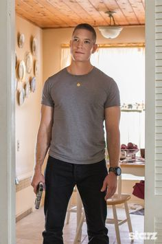 """""""Tommy """" on Starz Original Series Power..Joseph Sikora Born -June 27, 1976 (age 39) Chicago, Illinois, United States Occupation Actor Years active 1987–present"""