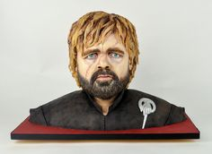 This is a place to enjoy and discuss the HBO series, book series ASOIAF, and GRRM works in general. Cakes By Melissa, Game Of Thrones Cake, Faceless Men, Sculpted Cakes, Custom Cakes, Sculpting, 3d Cakes, Chicago, Fire