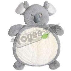 FUZZY FACTORY Plush Koala Baby Mat