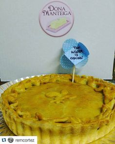 Dona Manteiga começou o dia aquecendo a turminha da Arcoplan com nossa Torta Medieval.     #Repost @remcortez with @repostapp ・・・ @donamanteiga Aquecendo nossa manhã de trabalho! Turma da Arcoplan agradece ;) @donamanteiga #donamanteiga #danusapenna #gastronomia #food #dessert #pie www.donamanteiga.com.br
