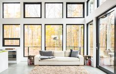 Image result for large operable windows