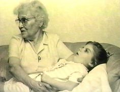 From the internet. Audrey and her Grandma. Worcester, Special Needs, Rhode Island, Massachusetts, Pittsburgh, Catholic, Reading, Israel, Books