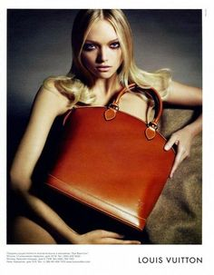 71f1e3259ca You are interested in Gemma Ward for Louis Vuitton - Ad Campaign  Fashion  ads