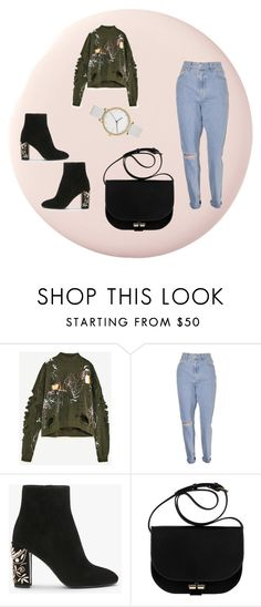 """Untitled #49"" by jk-jednacurica on Polyvore featuring Skagen"