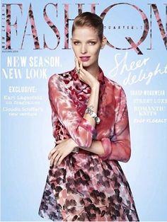 Fashion Quarterly Magazine- Autumn Issue