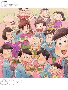 ※ Posted with permission from the artist. Me Me Me Anime, Anime Love, Onii San, Ichimatsu, Anime Artwork, Theme Song, Artist Names, South Park, Anime Characters