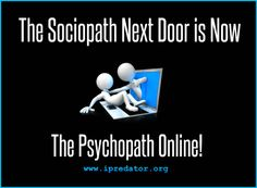 Online Psychopathy Image 89  Provided here is the link to iPredator's updated Online Psychopathy page presenting the traits of Online Psychopaths. At the base of the page, click on the PDF button to download the PDF paper. No personal information is required to download. Visit iPredator to review or download, at no cost, information about online psychopaths and the online psychopathy checklist by Michael Nuccitelli, Psy.D. Link: https://www.ipredator.co/ipredator/online-psychopaths/