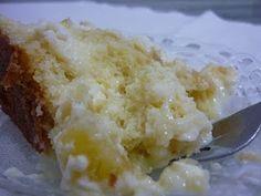 Culinária de Domingo: TORTA DE ABACAXI GELADA