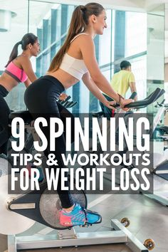 Whether you have an upright or recumbent bike, you can enjoy the fat burning benefits of these HIIT workouts without splurging on a Pelaton. Find out the many benefits of indoor cycling and commit to a healthier lifestyle TODAY. Weight Loss Plans, Weight Loss Transformation, Hiit, Cardio, Spin Bike Workouts, Chest Workouts, Spinning Workout, Cycling Workout, Cycling Tips