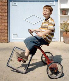 fietspech