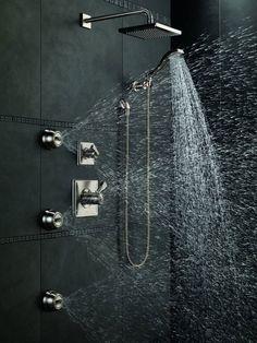 Custom Delta Shower System