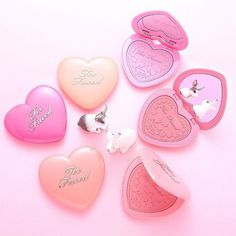 from @sephorafrance: We are IN LOVE with the new Love Flush Long Lasting Blush by #toofaced!  On est IN LOVE des nouveaux fards à joues longue tenue Love Flush de Too Faced !