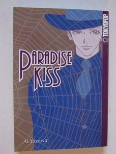 Paradise-Kiss-Vol-2-By-Ai-Yazawa-Manga-1992-Paperback-Tokyopop-Brand-New