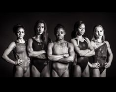 Your 2016 us women's gymnastics team #Riobound #simone #aly #laurie #gabby #madison