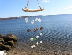 A personal favorite from my Etsy shop https://www.etsy.com/listing/509472106/sea-glass-bottle-neck-sun-catcher-sea