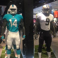 NFL day in Niketown London