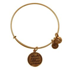 What's For You Will Not Pass You Charm Bracelet | Alex and Ani