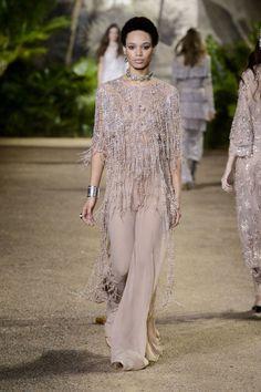 The Best Dresses of Paris Couture Spring 2016 Elie Saab