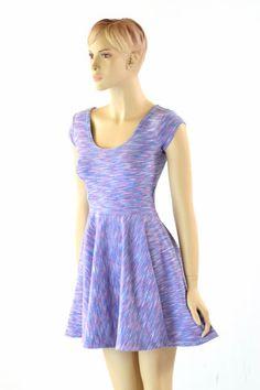 cd031f57c52 Dresses · Dress For YouFit And FlareCap SleevesSkater DressesLavenderSkater  DressIce Skating DressesLavandula Angustifolia. Lavender Strata Soft Knit  ...