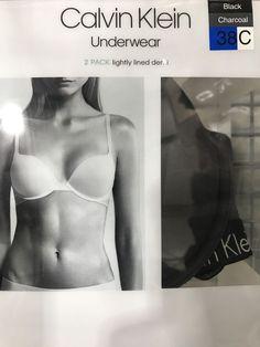 d31c37f49a Calvin Klein  Female Underwear 38 C Bra size. Free shipping 3 Pack Muilt-