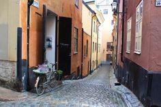 1. Old Town (Gamla Stan)