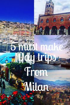 5 Must make day trips from Milan – Frankie Goes to Milano https://frankiegoestomilano.wordpress.com/2016/05/01/5-must-make-day-trips-from-milan/