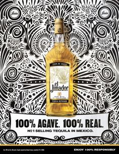 el Jimador Tequila print advertising