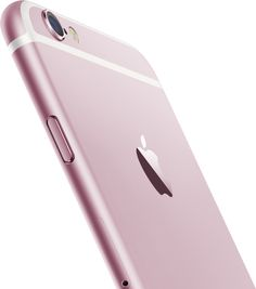 """This Rose Gold is fabulous. Read our post """"Latest Rumours on the iPhone 6S, 6S Plus and the iPhone 6C"""""""